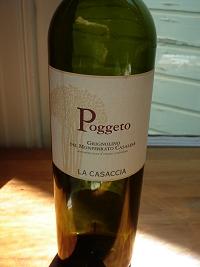 """2005 Grignolino del Monferrato Casalese \""""Poggeto,\"""" La Casaccia"""